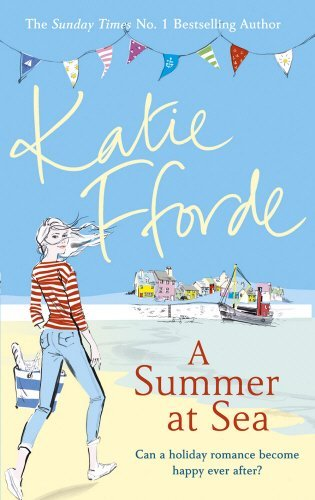 book cover of A Summer at Sea
