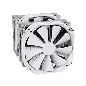Phanteks PH-TC14PE - Ventilador de PC (0.15 A, 12 V, Color blanco, 1.25 kg, 150000 h, 140 x 159 x 171 mm)