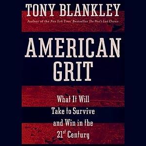 American Grit Audiobook
