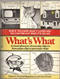 What's What, Reginald Bragonier, 0345303024