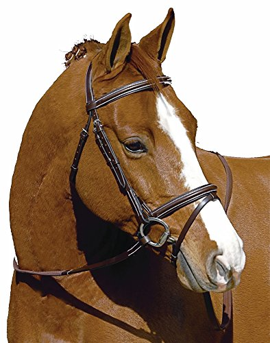 Henri De Rivel Monocrown Event Bridle Havana (Hdr Bridle)