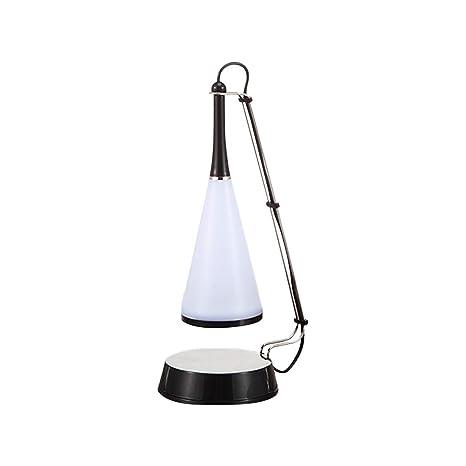 Lámpara de Mesa con Batería Recargable USB Regulable Control ...