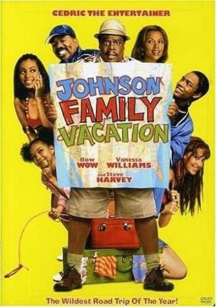 Johnson Family Vacation Full Movie >> Amazon Com Johnson Family Vacation Cedric The Entertainer Shannon