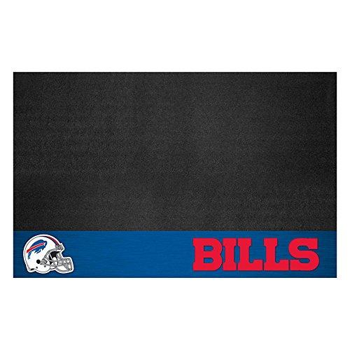 - FANMATS NFL Buffalo Bills Vinyl Grill Mat