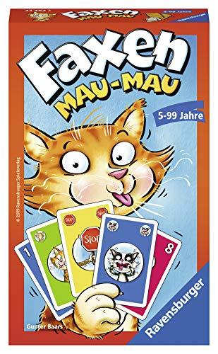 Ravensburger 23462 Ravensburger 23462-Faxes Mouse Gift Games ()