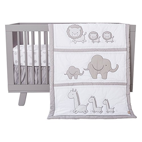 Trend Lab Safari Chevron Baby Bedding Collection 3-pc. Crib Set by Trend Lab (Image #1)