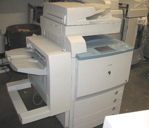 Canon Colour Photocopiers (CANON IRC 5180I, 5180 COLOR)