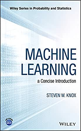 Best book for probability and statistics for machine learning