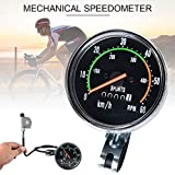 Classic Bicycle Speedometer Mechanical Bike