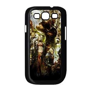 Final Fantasy XIV A Realm Reborn Samsung Galaxy S3 9300 Cell Phone Case Black NGTS6812247182821