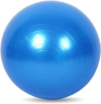 Bcela - Pelota de yoga para pilates y gimnasios, con bomba. 65 cm ...