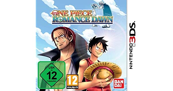 Namco Bandai Games One Piece: Romance Dawn 3DS Básico Nintendo 3DS ...
