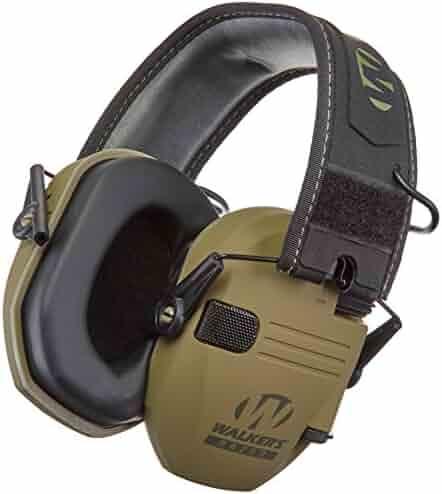 Walker's Game Razor Slim Electronic Ear Muffs