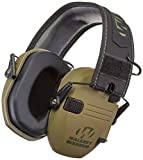 "Walker's Game Ear Walker's Razor Slim Electronic Hearing Protection Muffs with Sound Amplification and Suppression. ""Protect It Or Lose It!"""