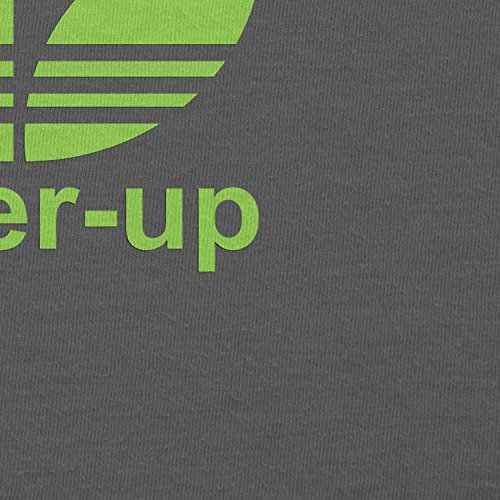 TEXLAB - Power Up - Turnbeutel, grau