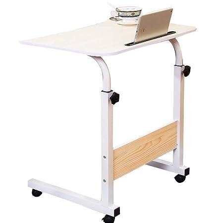 NYJS Mesa de cama portátil para computadora portátil, Bandeja de ...