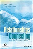 img - for Relationships in Counseling and the Counselor's Life book / textbook / text book