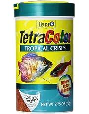 Tetra TetraColor Tropical Fish Food Crisps 78 g