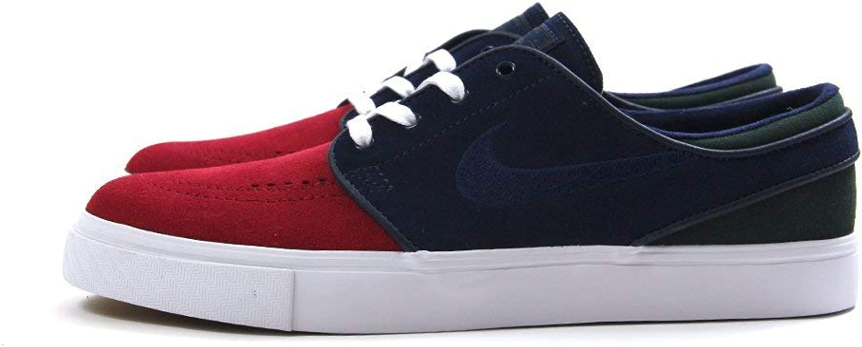 moral Puno Tom Audreath  Amazon.com | Nike Zoom Stefan Janoski Mens Fashion-Sneakers 333824-641_9 -  RED Crush/Blue Void-White-Midnight Green | Fashion Sneakers