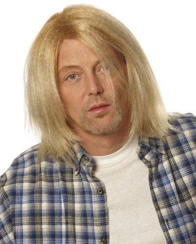 Costume Culture Men's Grunge Wig, Blonde, One ()