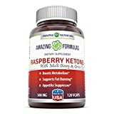 Cheap Amazing Formulas Raspberry Ketone – 500 Mg, 120 Vcaps – Boosts metabolism, supports fat burning and appetite suppressor