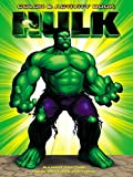 img - for The Hulk: The Hulk Color & Activity Book book / textbook / text book