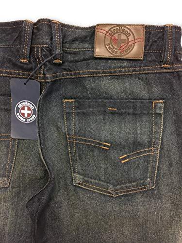 In Rrp Blue Strellson 99 £79 Jeans W34l34 ZAfwgv