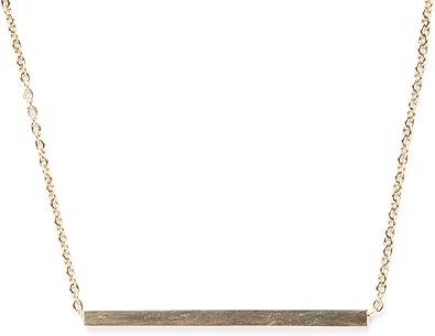 collier femme trapeze