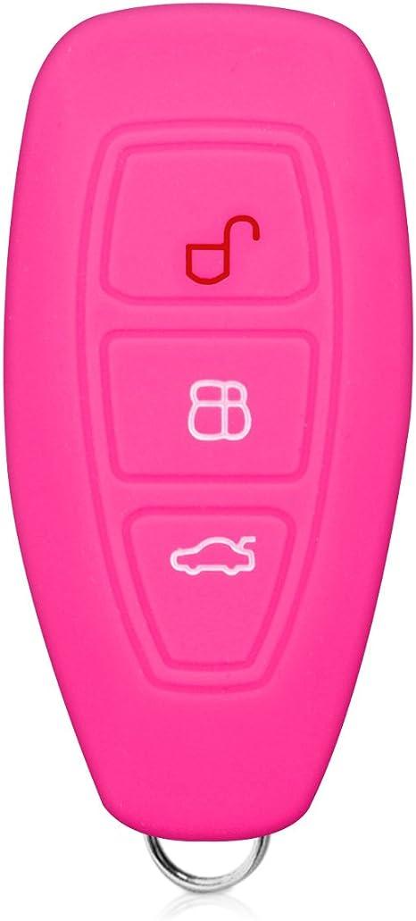 Kwmobile Autoschlüssel Hülle Kompatibel Mit Ford Elektronik
