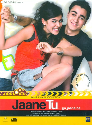Jaane Tu... Ya Jaane Na (2 DVD Set) (Bollywood Movie / Indian Cinema / Hindi Film) by UTV Motion Pictures
