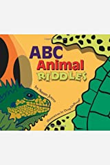ABC Animal Riddles Hardcover