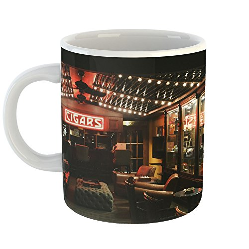 Nat Sherman Cigarettes - Westlake Art - Design Nyc - 11oz Coffee Cup Mug - Modern Picture Photography Artwork Home Office Birthday Gift - 11 Ounce (EF0E-51439)