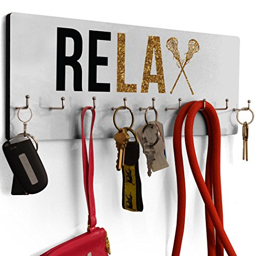ReLAX Hook Board by ChalkTalkSPORTS | Girls Lacrosse | Multiple Colors by ChalkTalkSPORTS