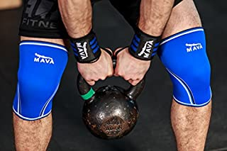 Mava Sports Knee Compression Sleeves
