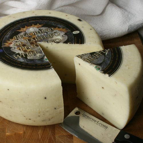 Italian Cheese Italian Truffles (igourmet Pecorino al Tartufo (7.5)