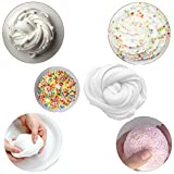 9 Pack White Soft Clay (Each 0.7 oz)