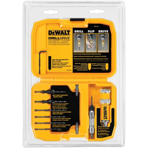DeWALT DW2735P Drill Flip Drive Kit, 12-Piece