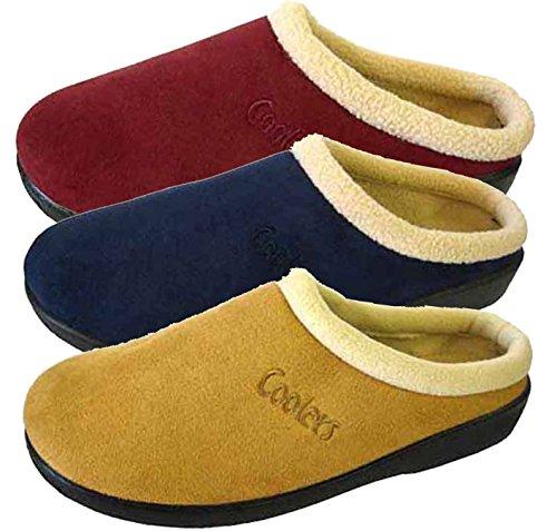 Pantofole In Rinfrescatore Blu Da Donna Polari Pile Scuro Foderato 1xxqEROYw