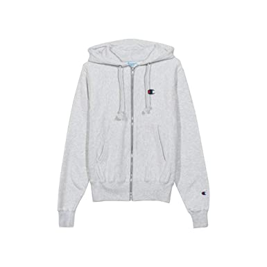 40ba96f9a Champion LIFE Men's Reverse Weave Full Zip Jacket, GFS Silver Grey, X-Large