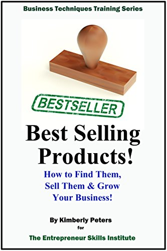 Best Selling Products!: How to Find them, Sell them, & Grow Your Business! (Entrpreneur Skill Series Book 1) ()