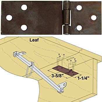 Platte River 162260 5 Pack Quot Hardware Hinges Specialty