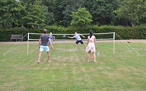 Badminton Set - Pro 4 Player by Jaques (Image #8)
