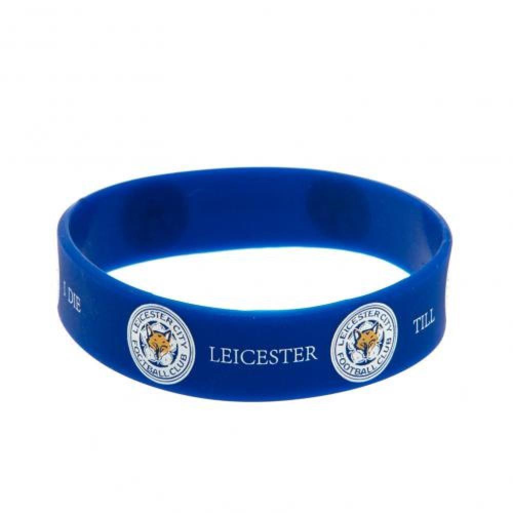 Geschenkidee, Motiv: Leicester City FC, offizielles Produkt, Silikon, tolles Geschenk für Fußballfans ONTRAD Limited