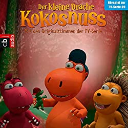 Der Rülpsgeist / Der Flaschengeist / Faules Früchtchen / Oskar wer? (Der Kleine Drache Kokosnuss - Hörspiel zur Serie 9)