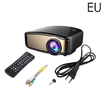Crack Light Mini Full HD de - Proyector LCD, C6 - Proyector LED ...