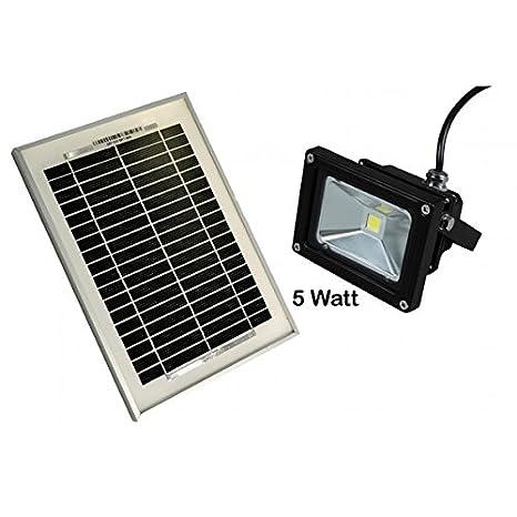 Lampada da esterno Solare Led Solar Light 5W