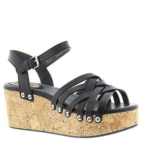 BUSSOLA Mavis Womens Sandal Black nvRbS53J