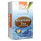 BIO NUTRITION INC. Graviola Tea 30 Bag, 0.02 Pound For Sale