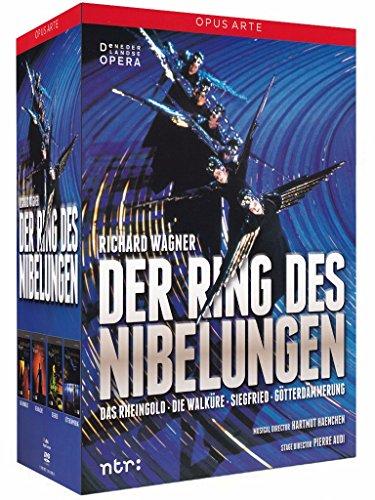Der Ring Des Nibelungen by Opus Arte