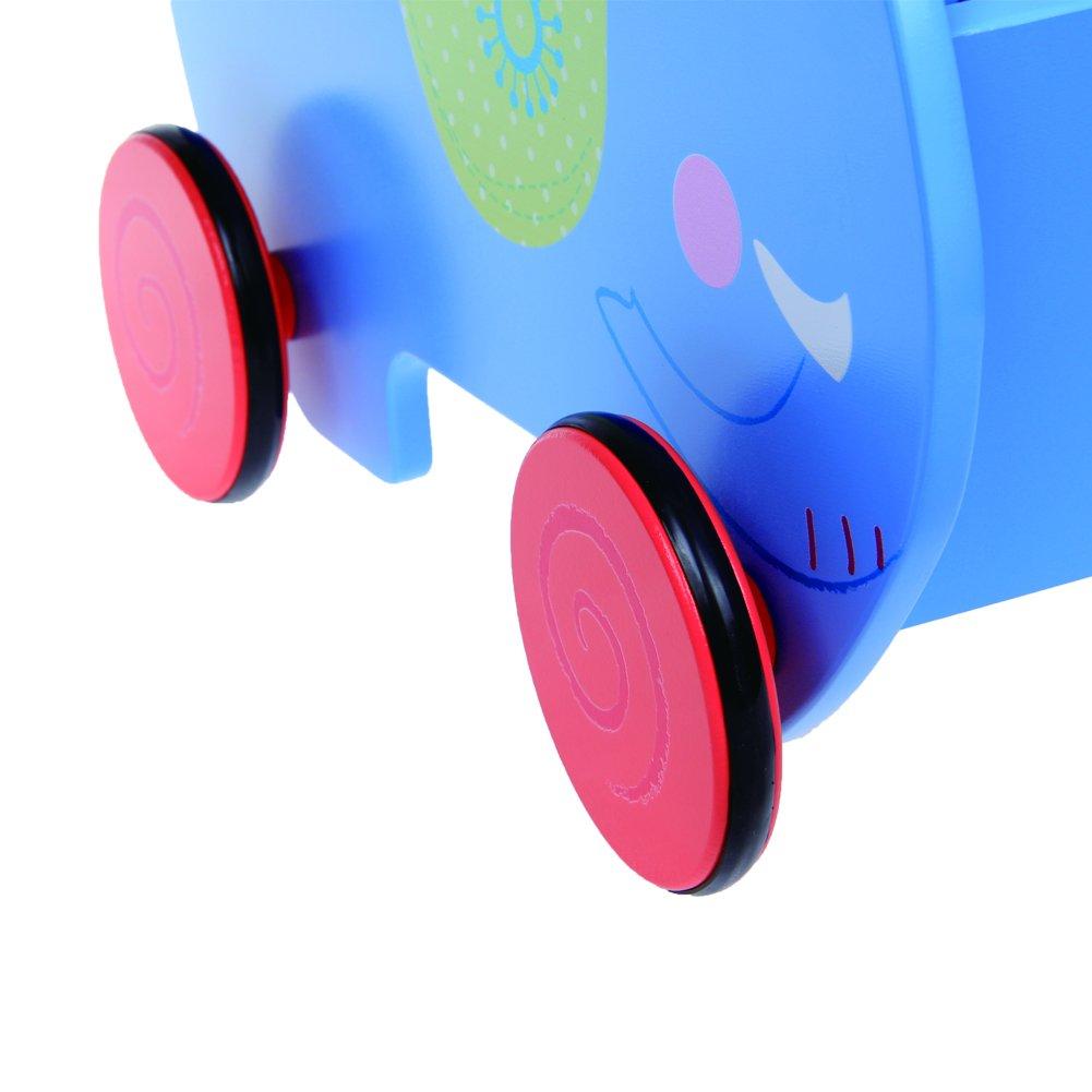 labebe - Niños parte unidad y carro \ Andador de madera ...